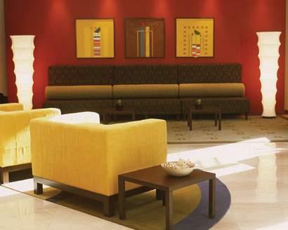 NH Cordillera Lounge/Empfang