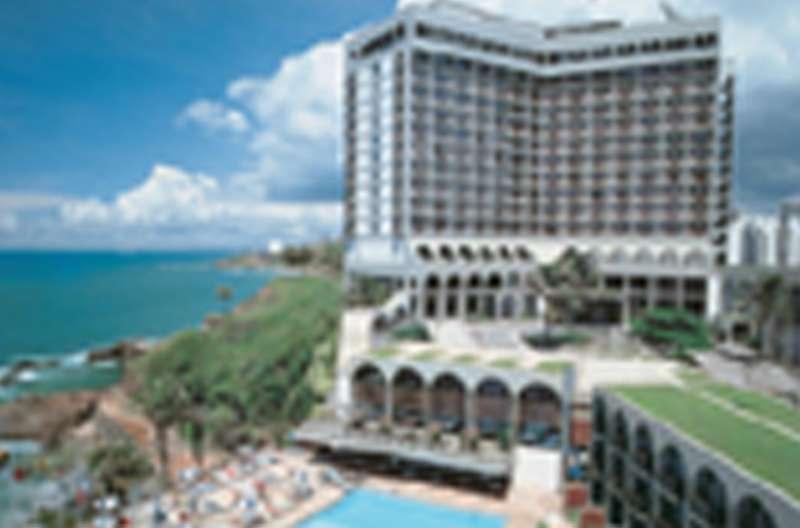 Bahia Othon Palace Außenaufnahme