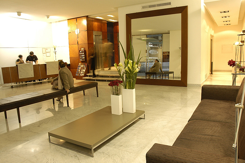 Broadway Hotel & Suites Lounge/Empfang
