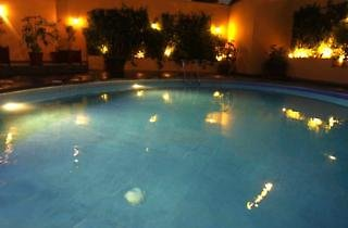 Melia Lima Pool