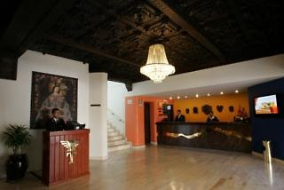 Thunderbird Hotels Carrera Lounge/Empfang