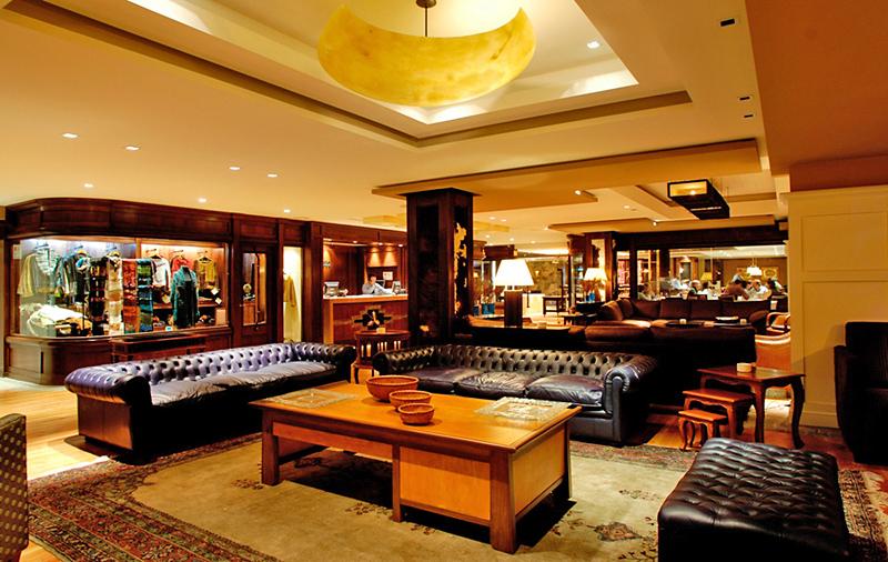 Alto Calafate Hotel Lounge/Empfang