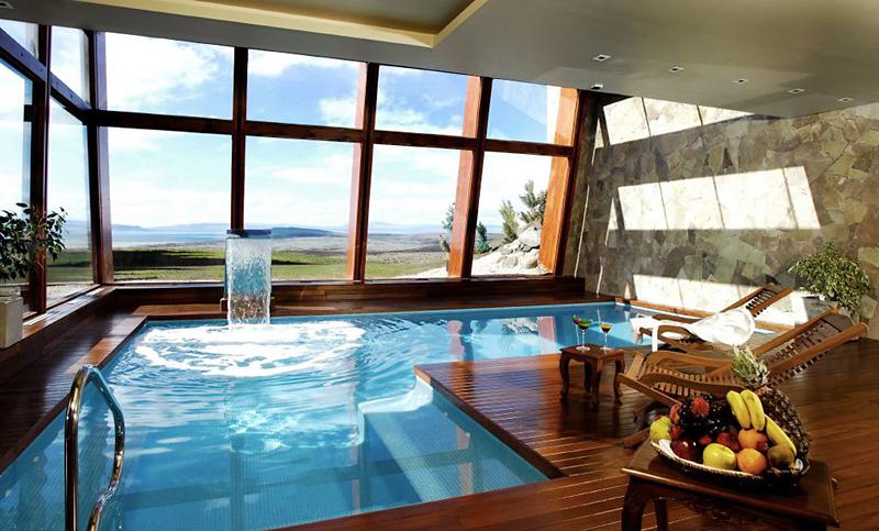 Alto Calafate Hotel Pool