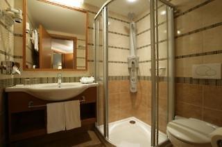 The Three Corners Hotel Art Superior Badezimmer