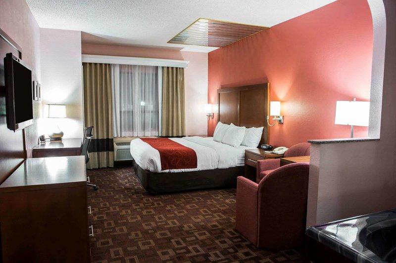 Comfort Suites Near the Galleria Wohnbeispiel
