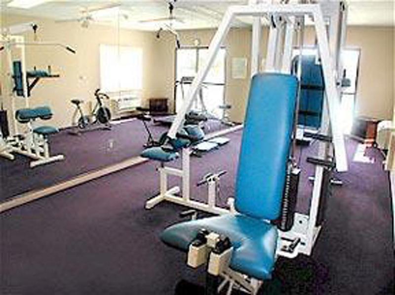 Comfort Suites Near the Galleria Sport und Freizeit