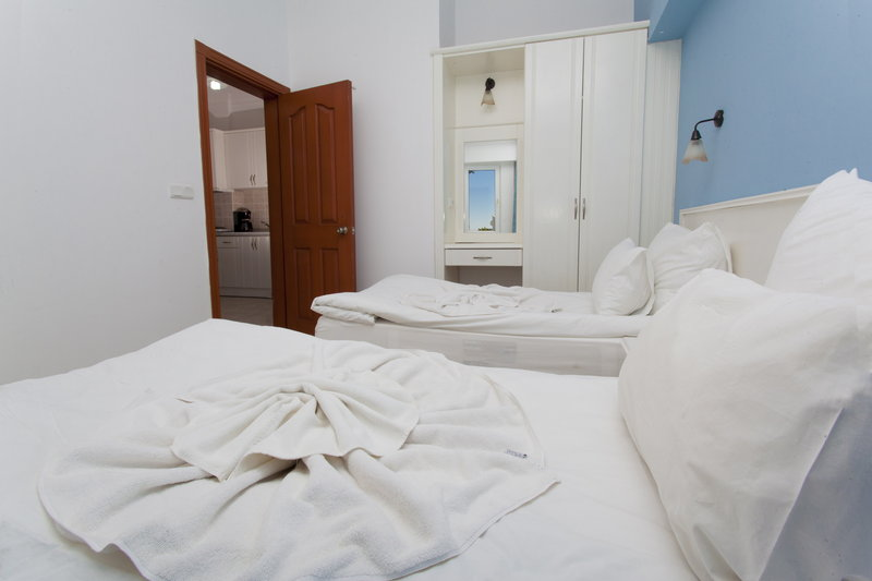 Apart Hotel Adora Wohnbeispiel
