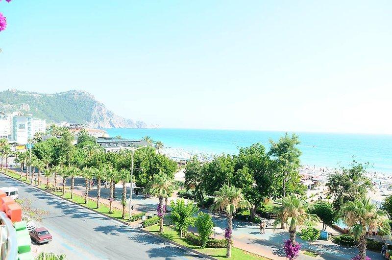 Kleopatra Beach Yildiz Garten