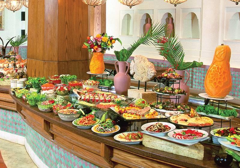 Sharm Plaza  Restaurant