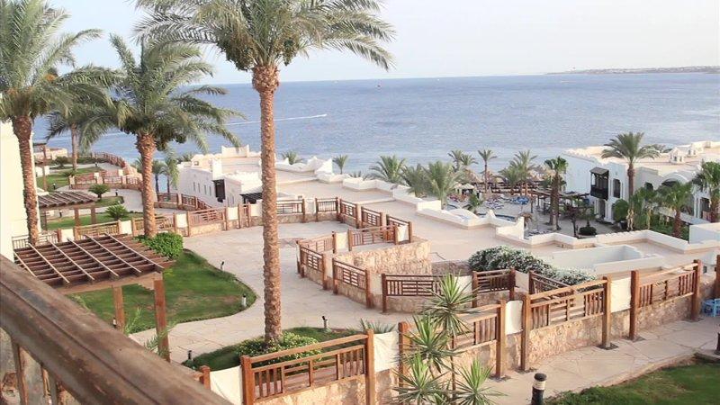 Sharm Plaza  Außenaufnahme