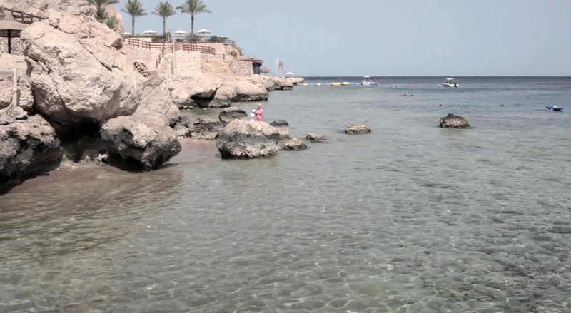 Sharm Plaza  Strand