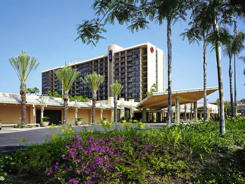 Sheraton Park Hotel at the Anaheim Resort Außenaufnahme
