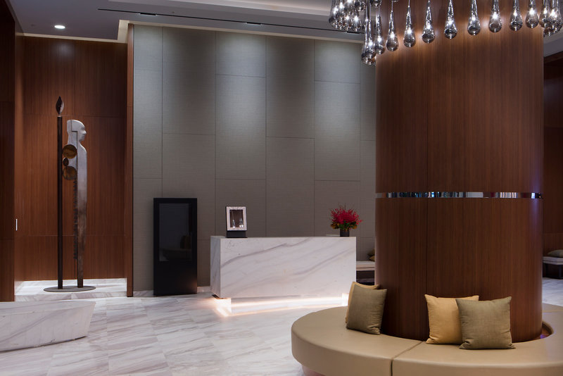 Sydney Harbour Marriott Hotel at Circular Quay Lounge/Empfang