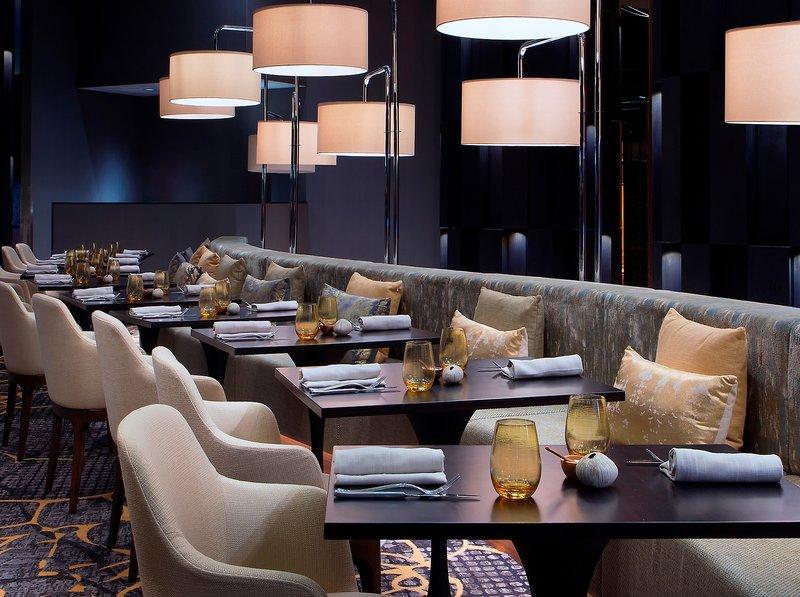 Sydney Harbour Marriott Hotel at Circular Quay Restaurant