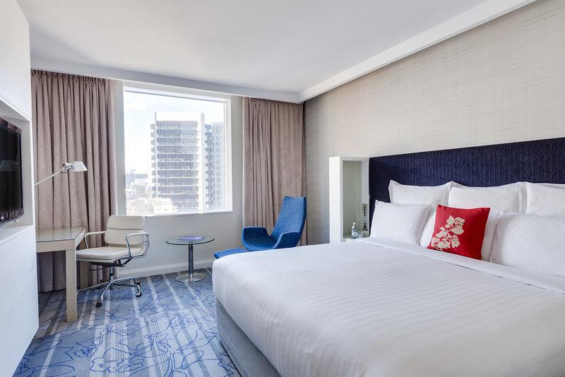Sydney Harbour Marriott Hotel at Circular Quay Wohnbeispiel