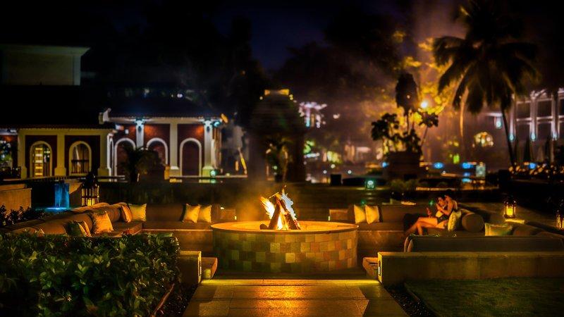 Grand Hyatt Goa Lounge/Empfang