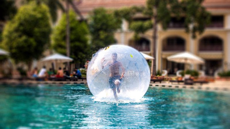 Grand Hyatt Goa Pool