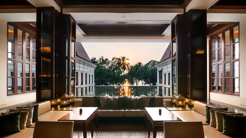Grand Hyatt Goa Terrasse