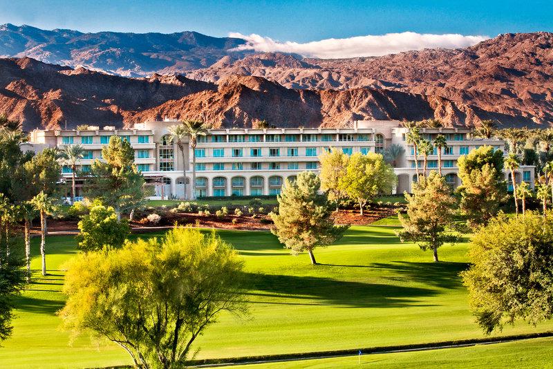 Hyatt Regency Indian Wells Resort & Spa Außenaufnahme