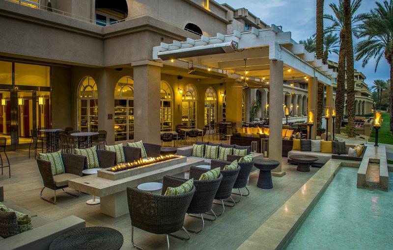 Hyatt Regency Indian Wells Resort & Spa Terrasse