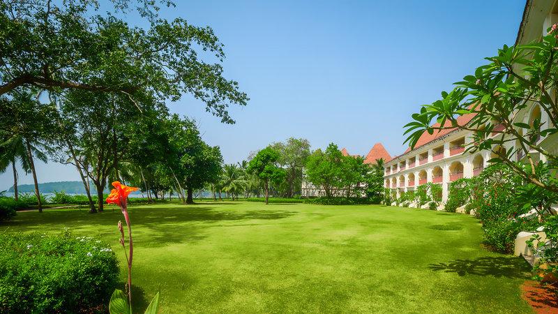 Grand Hyatt Goa Landschaft