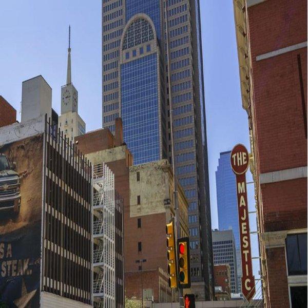 The Statler Dallas, Curio Collection by Hilton Außenaufnahme