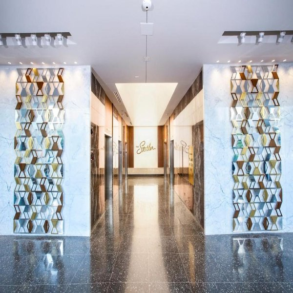 The Statler Dallas, Curio Collection by Hilton Lounge/Empfang