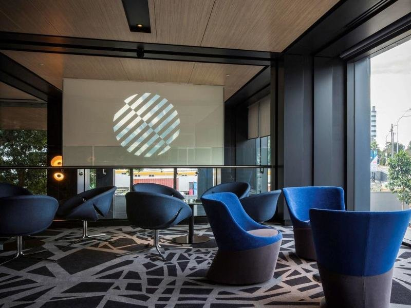 Pullman Sydney Airport Lounge/Empfang