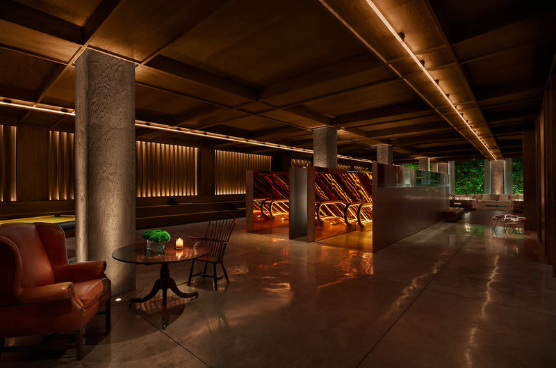 Public New York, an Ian Schrager Hotel Lounge/Empfang