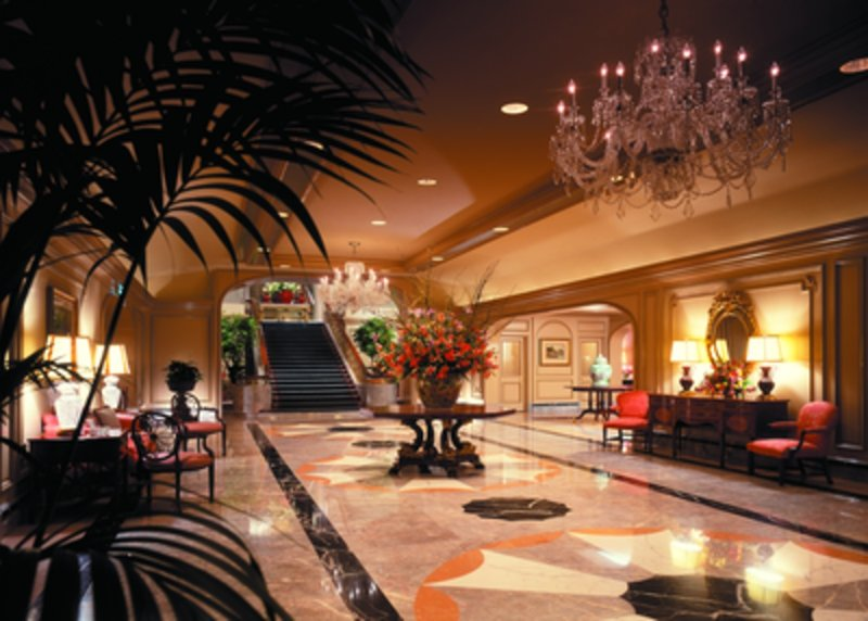 Four Seasons Chicago Lounge/Empfang