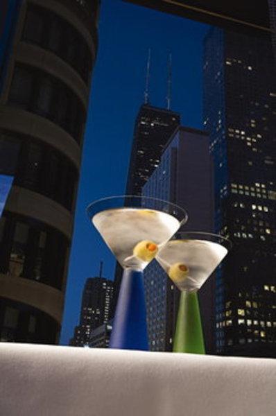Omni Chicago Hotel Terrasse