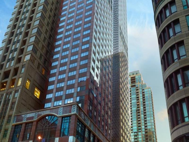 Omni Chicago Hotel Außenaufnahme