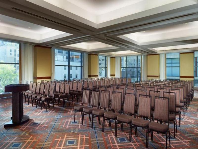 Omni Chicago Hotel Konferenzraum
