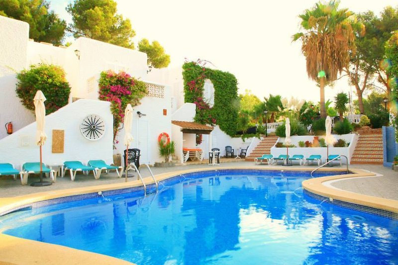 Villa Columbus Pool