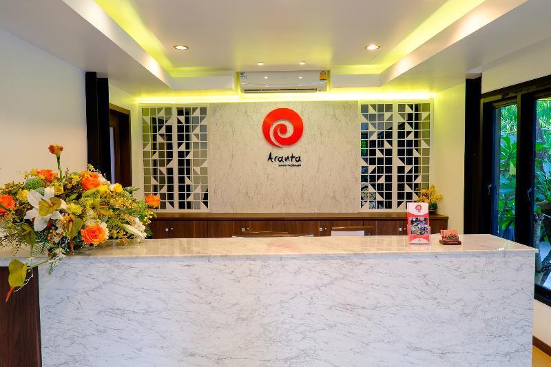 Aranta Airport Hotel Bar