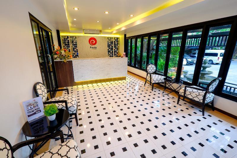 Aranta Airport Hotel Lounge/Empfang