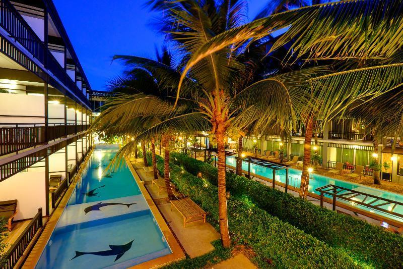 Aranta Airport Hotel Garten