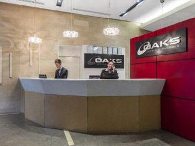 Oaks Felix Lounge/Empfang