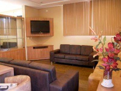 Dan Inn Lounge/Empfang