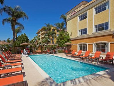 Portofino Inn & Suites Pool