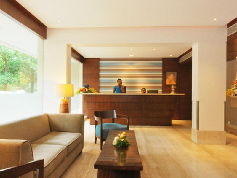 Shantai Lounge/Empfang