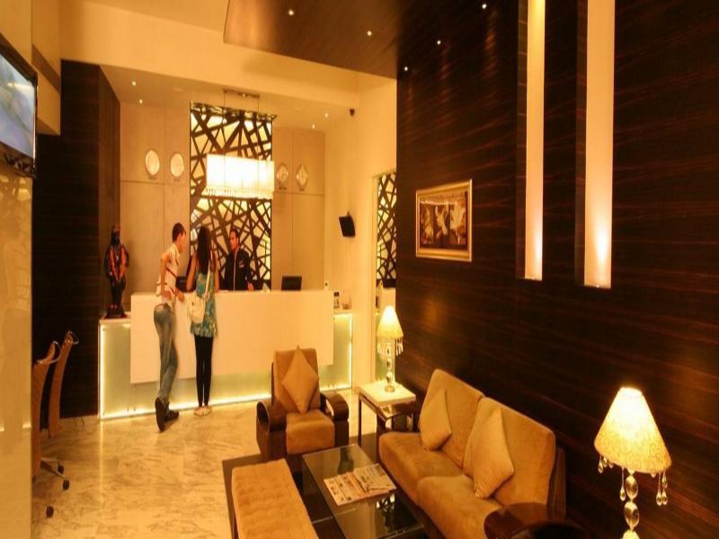 Krishna Palace Lounge/Empfang