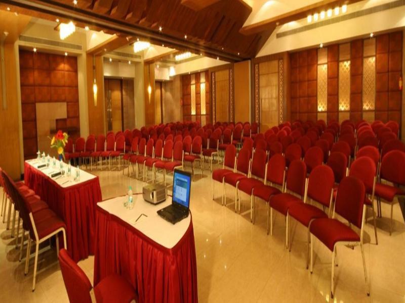 Krishna Palace Konferenzraum