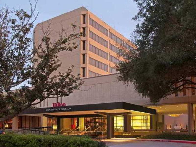 Hilton University of Houston Außenaufnahme