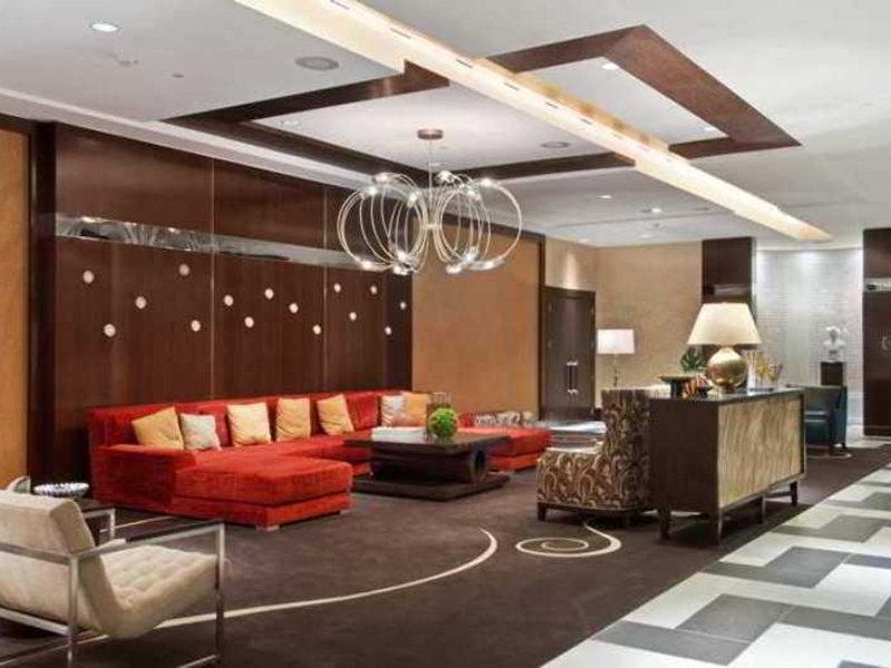 Hilton University of Houston Lounge/Empfang
