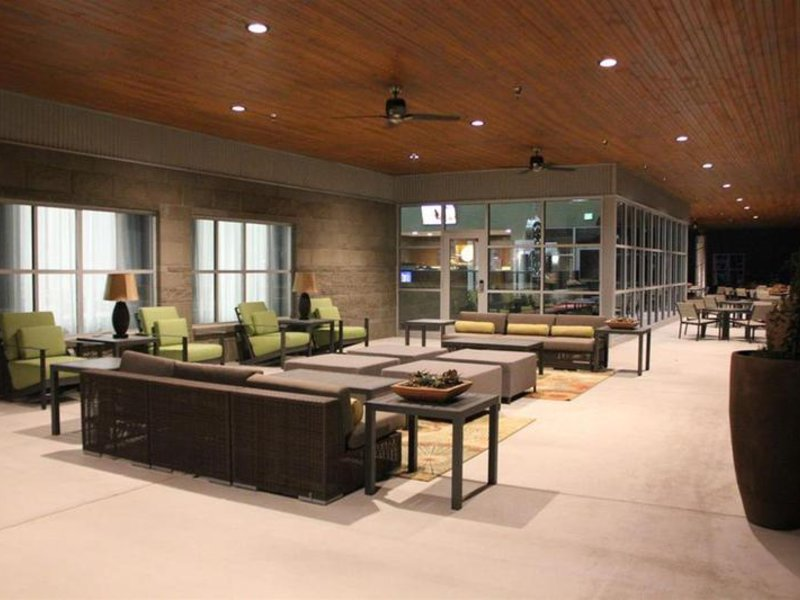 Homewood Suites by Hilton TechRidge Lounge/Empfang