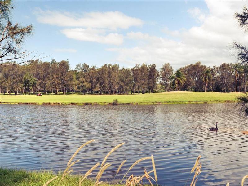 Mercure Gold Coast Resort Landschaft
