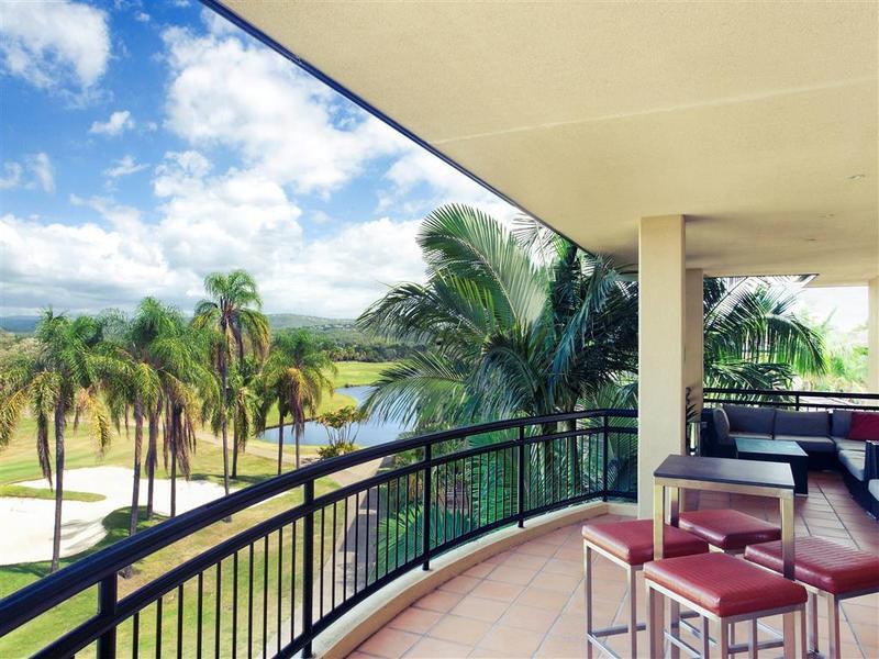 Mercure Gold Coast Resort Terrasse