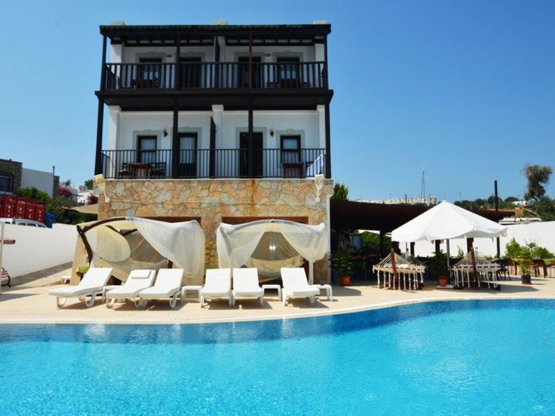 Salinas Hotel Bodrum Pool