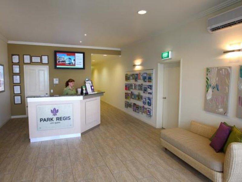 Park Regis City Quays Lounge/Empfang